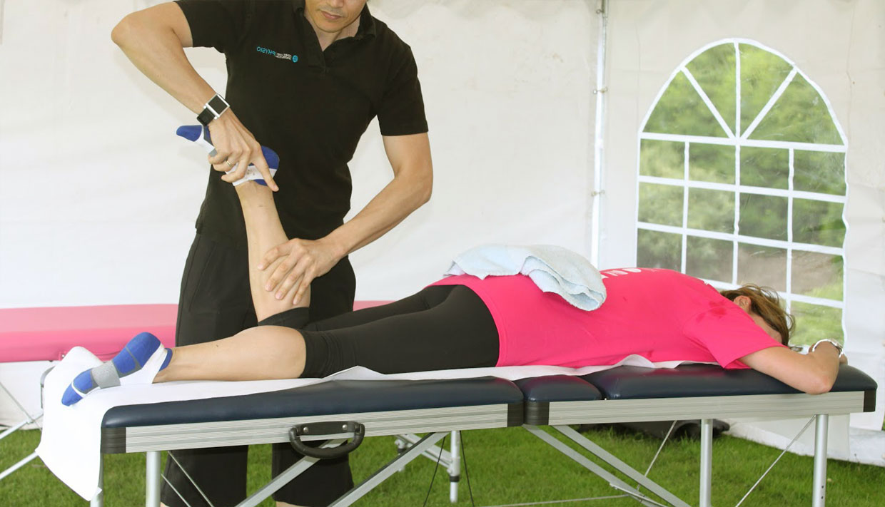 athlete osteopathy