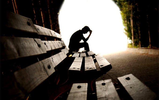 grief at loss of relationship