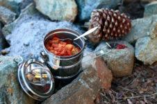 healthy camping food