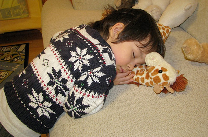 Fatigue in Children: What it looks like and What you can do